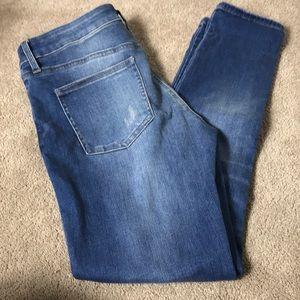 Uniqlo Blue Denim Jeans